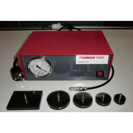 Vacuómetro eléctrico Peimer VAC130