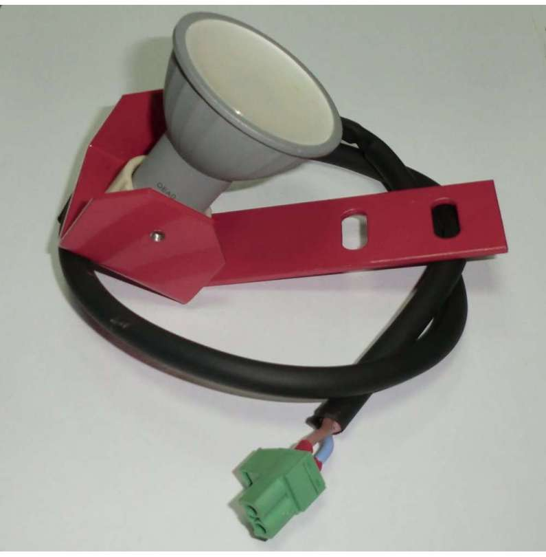 Kit de iluminación halógena para Rect.Asientos SERDI (220 Volts)