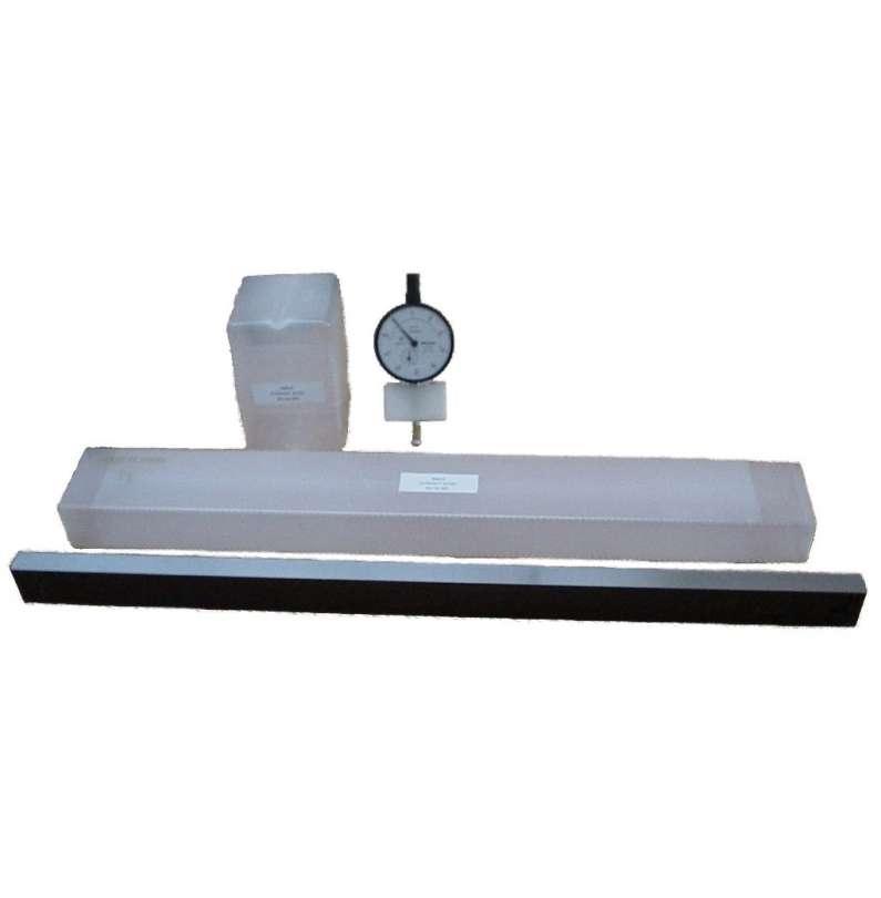 Regla de Precisión 750 mm - CH002, no incluye ni soporte ni reloj comparador (PE-100222)