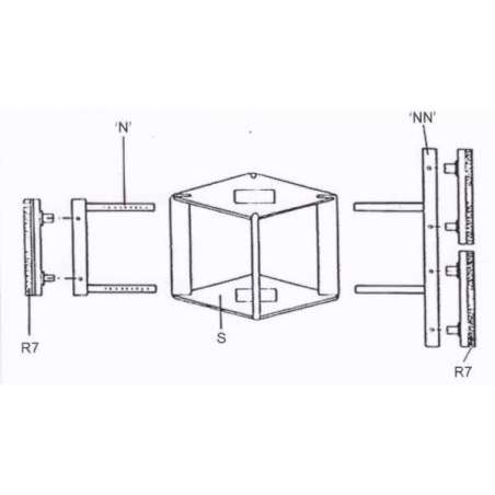 Celda de Arrastre cap.Ø165÷225mm