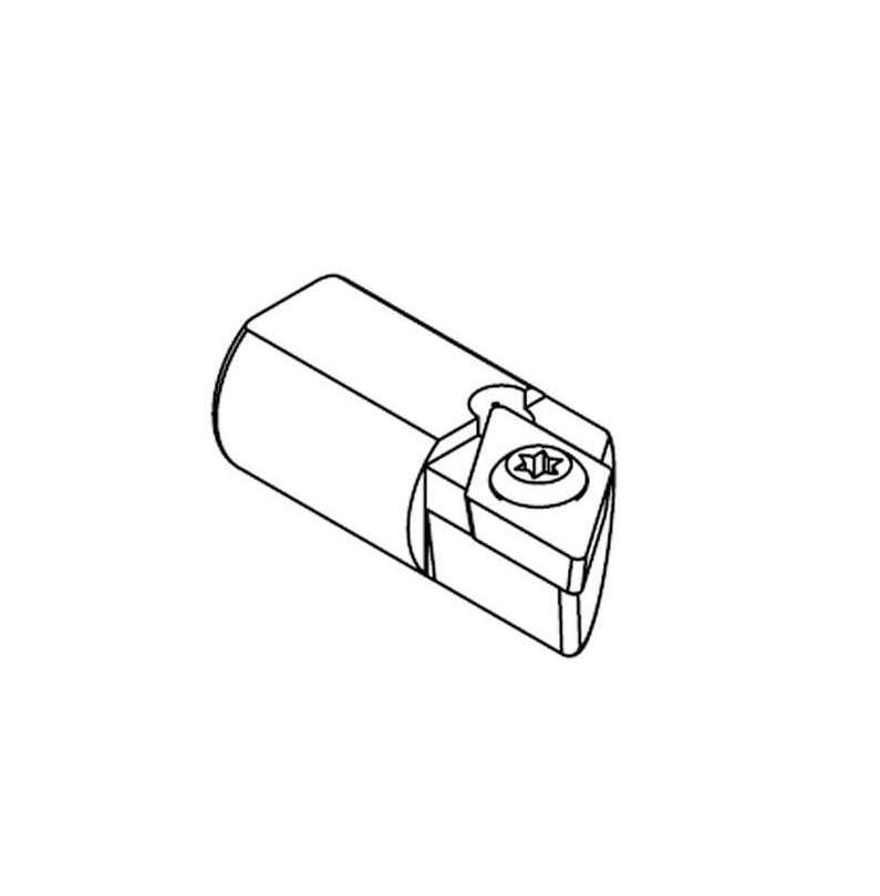 Portacuchillas para mandrinar Ø10,00mm L.025,00mm