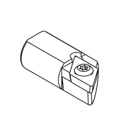 Herramienta para mandrinar Ø10,00mm L.025,00mm
