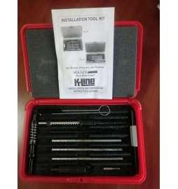 "Kit ""NX"" de luxe 07,00 MM. (KL1607NX), usado"